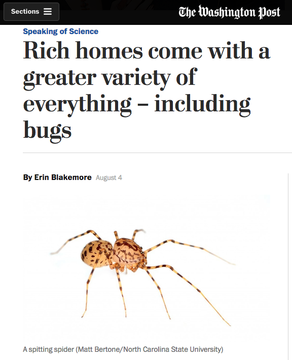 wealthy bugs washington post